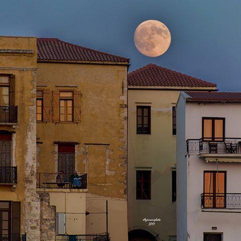 #Chania #crete #ilovegreece #discover_greece_
