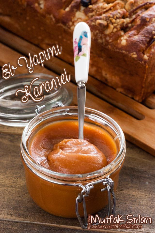 Ev yapımı Karamel Sos http://mutfaksirlari.com/ev-yapimi-karamel-karamel-sos.html