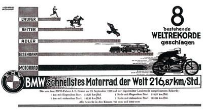 BMW Motorrad's past Advertising Art [Archive] - CleanMPG Forums