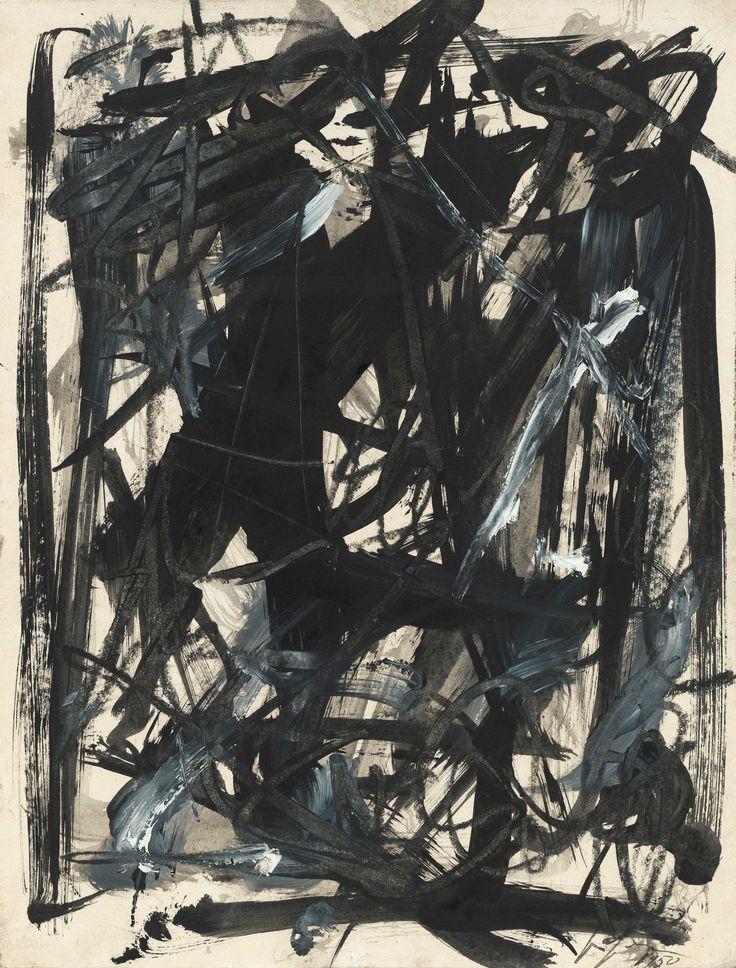 'Del Nostro Tempo' (1950) by Emilio Vedova