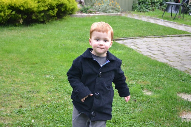 Sewing for Boys Jacket