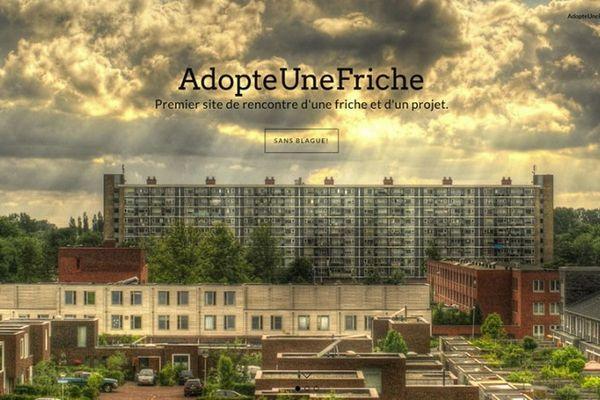 AdopteUneFriche : lutter contre l'étalement urbain en valorisant les terrains abandonnés