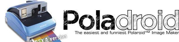 Poladroid project | the easiest and funniest Polaroid Image Maker  @Nico @Kayla Samantha Savard