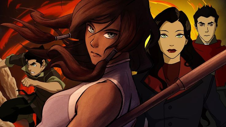 With The Legend of Korra now at an end, we've picked out our Top 10 favorite episodes from the show.