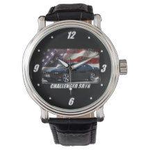 2011 Challenger SRT8 Wrist Watch