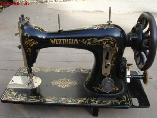 82 best treadle sewing machine images on Pinterest