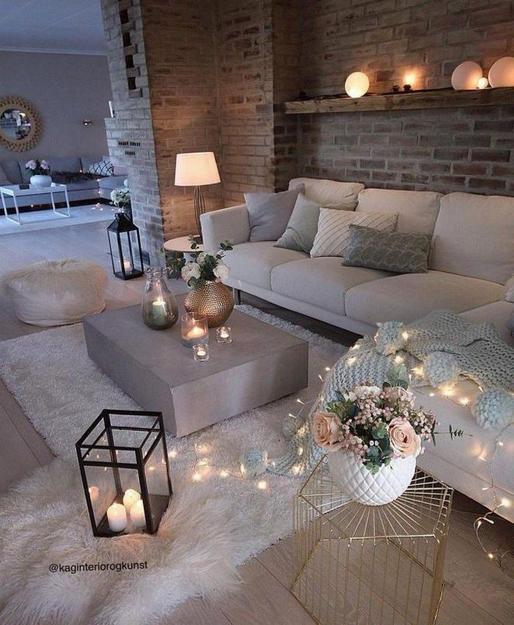 51 Affordable Apartment Living Room Design Ideas On A Budget 2