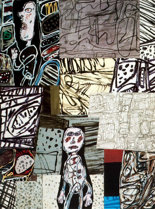 ART & ARTISTS: Jean Dubuffet - part 4