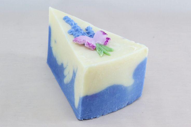 Levandulové mýdlo #mydlo #mircinamydla #levandule