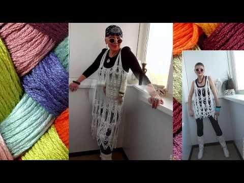 Стильное вязание.Как научиться вязать. Уроки вязания для начинающих - YouTube