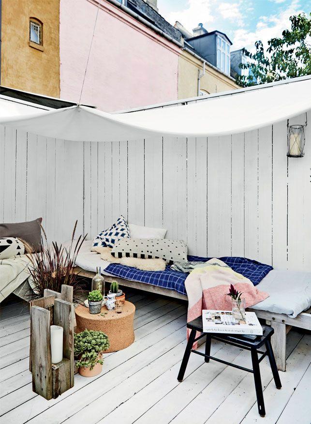 Byens hyggeligste terrasse - Boligliv