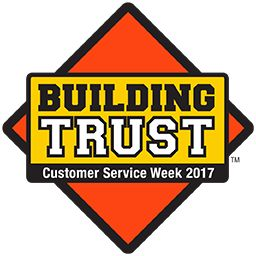 Official 2017 Customer Service Week Logo