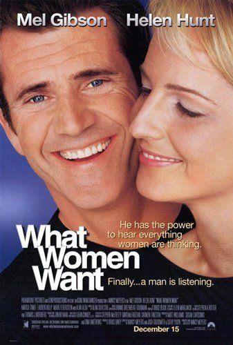 What Women Want (Nancy Meyers) / HU DVD 5279 / http://catalog.wrlc.org/cgi-bin/Pwebrecon.cgi?BBID=7532324