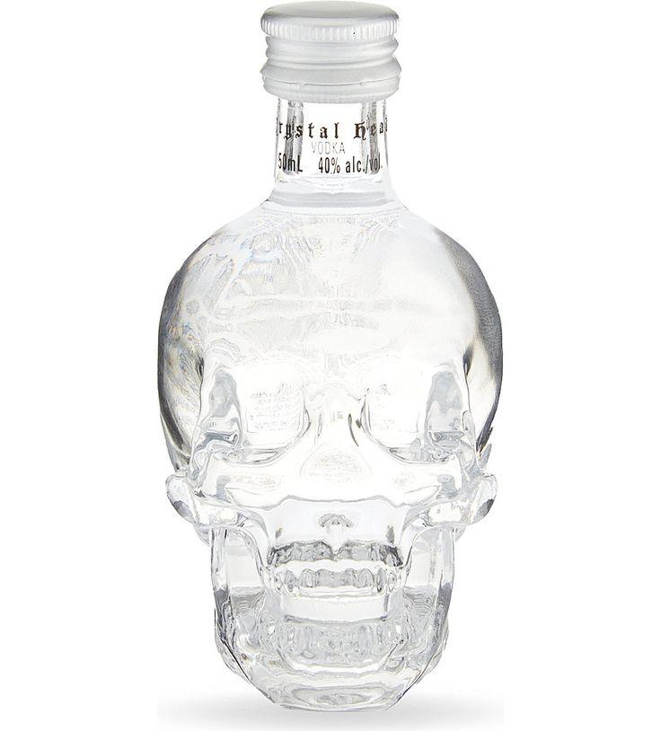 Crystal Head Vodka Miniature http://bit.ly/1WSmQUX