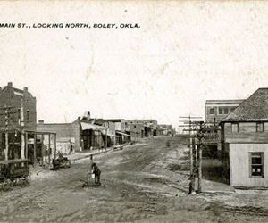 "Boley, Oklahoma: The All-Black Town that Fought Back Against ""Pretty Boy Floyd's Gangsters 