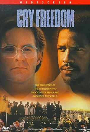 Kevin Kline & Denzel Washington & Richard Attenborough-Cry Freedom