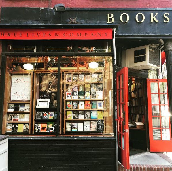 Three Lives & Company is a beloved West Village, New York bookstore