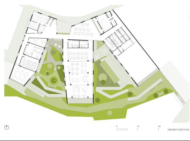 Gallery of Day-Care Center for Elderly People \/ Francisco Gómez - care plan