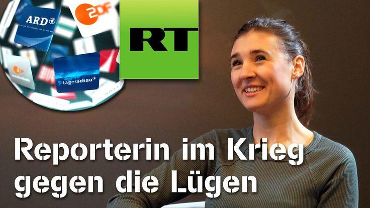 Reporterin im Krieg gegen die Lügen - Maria Janssen im NuoViso Talk