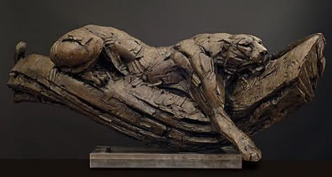 138 best art deco images on pinterest sculpture ideas for Sculpture contemporaine