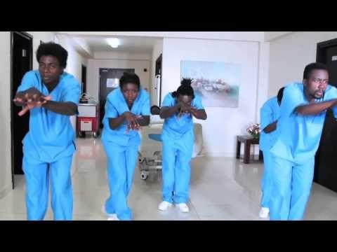 Hand Hygiene Dance Saraya Co., Ltd. - YouTube