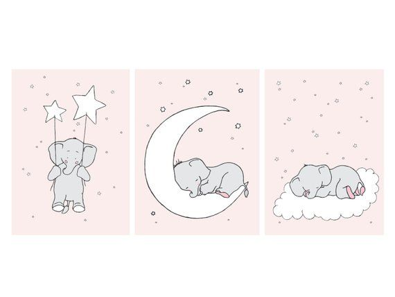 We Re Down To The Last Camcam Cph Moon Star Cloud Wall Decor The