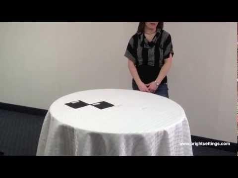 Diamante Tablecloth Fabric