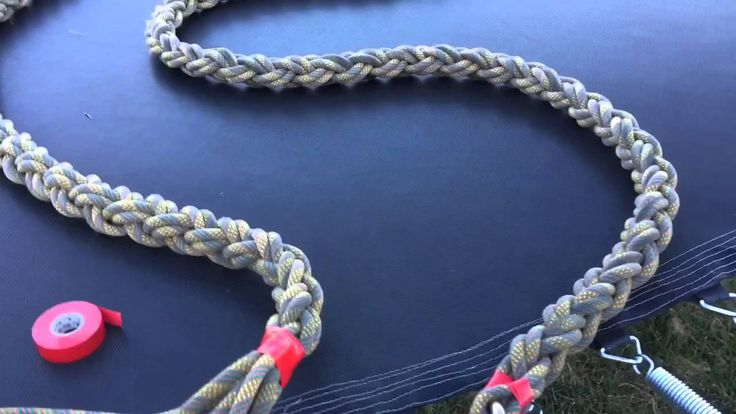 Make a Cheap Gym Rope or Fast Rope From a Used Climbing Rope