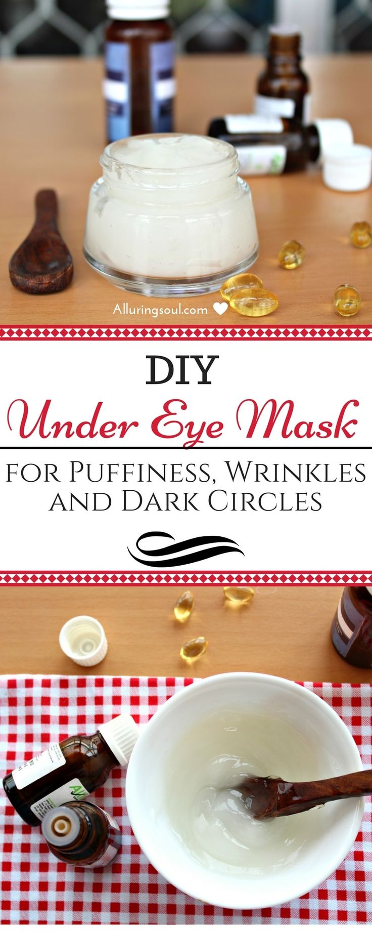 Nourish and rejuvenate your eyes with this powerful under eye mask that removes puffy eyes, wrinkles and dark circles, which is made of powerful ingredients.