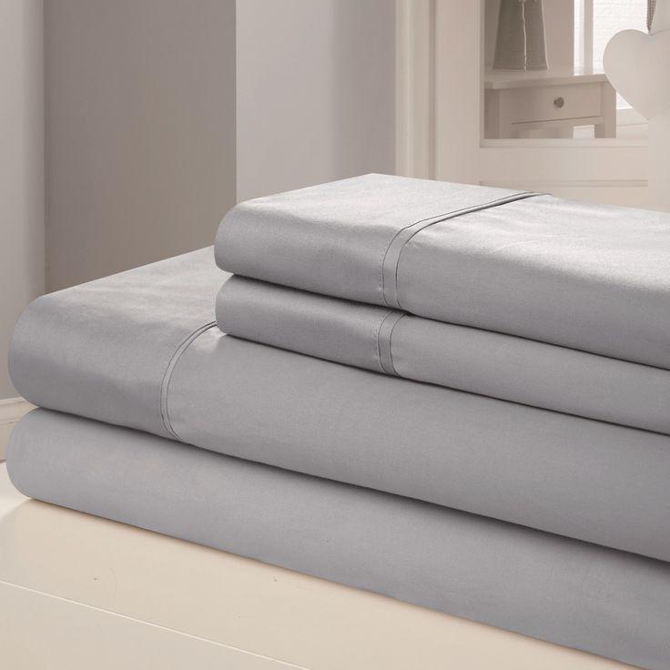 thread count egyptian cotton sheet set