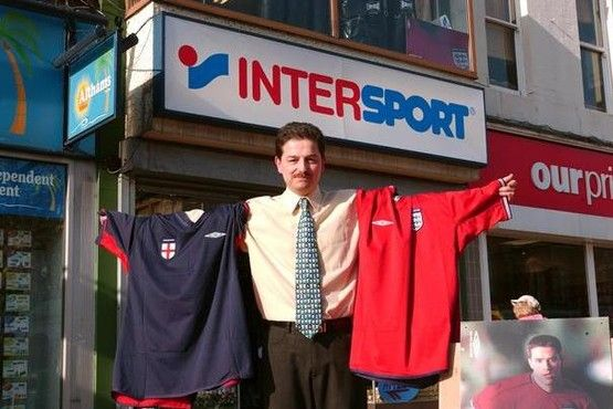 Intersport and Our Price used to be fixtures on the High Street