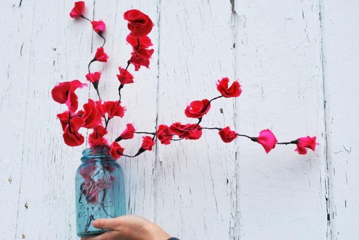 17 Best Ideas About Cherry Blossom Bouquet On Pinterest
