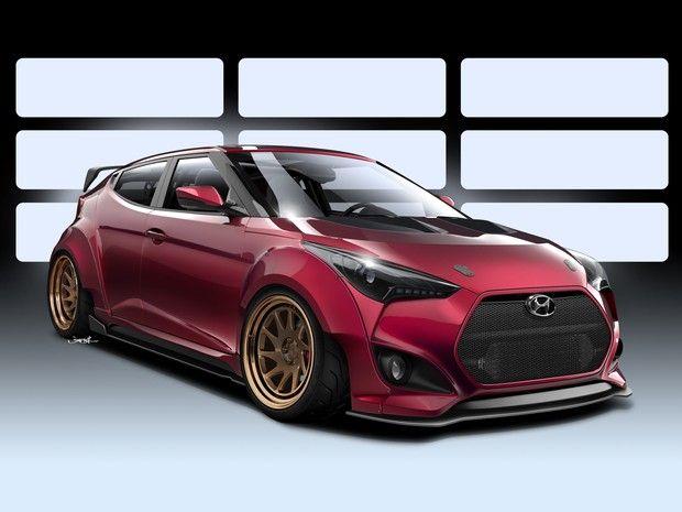 Veloster preparado para as pistas? Hyundai solta a imaginação - http://anoticiadodia.com/veloster-preparado-para-as-pistas-hyundai-solta-a-imaginacao/