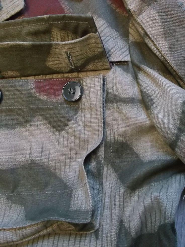 Storm pocket detail