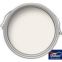 Dulux Bathroom Plus Jasmine White - Soft Sheen Paint - 2.5L