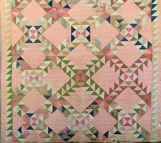 color = 1800's quilt...lovely