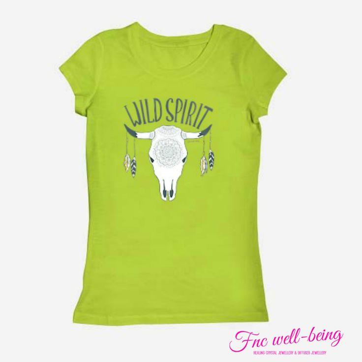 FTSL09 Wildspirit Bohemian Ladies T-shirts., Bohemian Tee, Boho Tshirts, Boho tees, Hippie Tshirts, Hippie Tees, Gypsy Tees, Gypsy Tshirts, Kaos Bohemian, Kaos Hipster, Kaos Boho