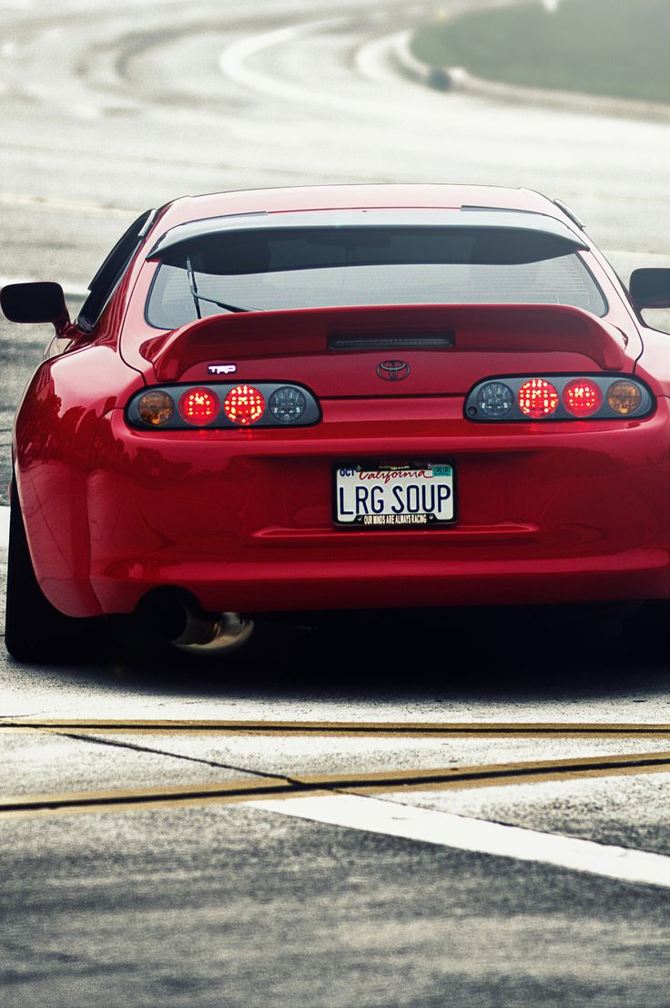 Supra. Like the duck tail spoiler.