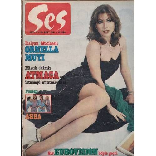 SES-1981/9-ABBA-NİL BURAK