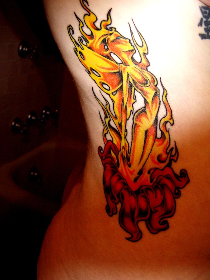 1000 images about fire tattoos on pinterest ghost rider the flame and catching fire. Black Bedroom Furniture Sets. Home Design Ideas