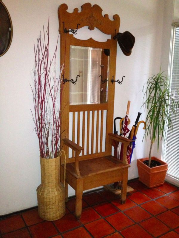 17 Best Images About Hall Trees Coat Racks And Umbrella