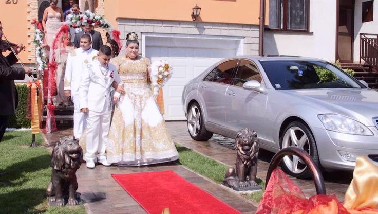 MICHALOVCE – Svadba rómskeho páru Evy (19) a Lukáša (20) Banovcov sa stala hitom na internete. Ich svadobné video má za pár dní viac ako 78-tisíc videní.