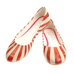 Ballerinas Stripes, 39€, jetzt auf Fab.