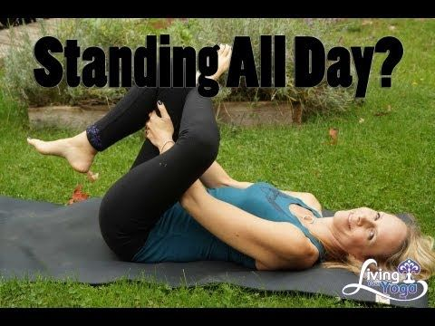 Exercizes for people who stand all day