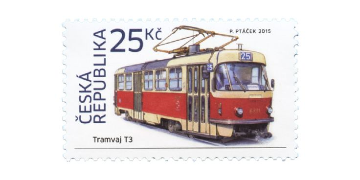 COLLECTORZPEDIA Historical Vehicles: The T3 Tram