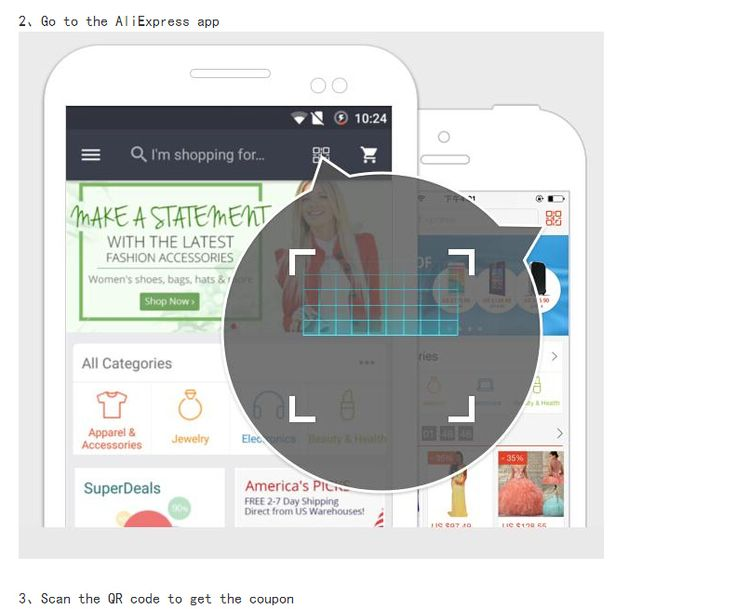 How to use coupons in aliexpress app