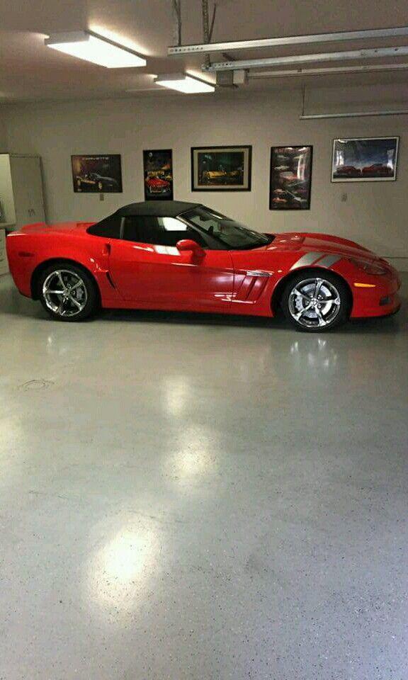 C 6 Chevy Corvette   Owner Tom Clark