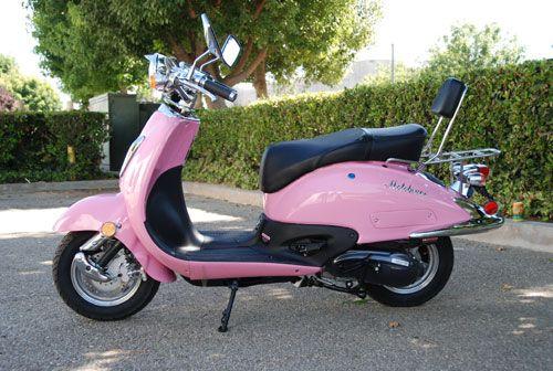 Sicilian 150cc 4 Stroke Moped