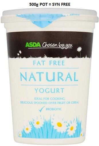 65 best images about yogurt and ice creams syn values on Slimming world syns online