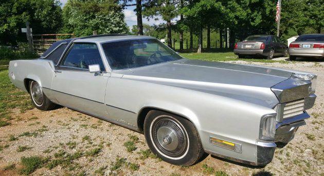 George Barris Style: 1970 Cadillac Del Caballero #Customs #Cadillac - http://barnfinds.com/george-barris-style-1970-cadillac-del-caballero/